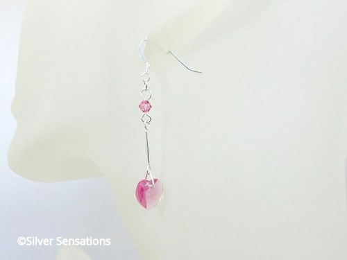 Rock Crystal / Crystal Earrings